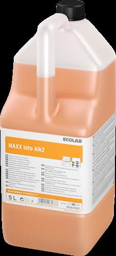 Ecolab MAXX Into Alk, 2 x 5 L