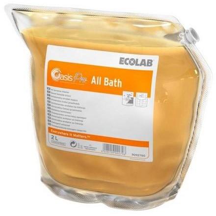 Ecolab Oasis Pro All Bath, 2 x 2 L