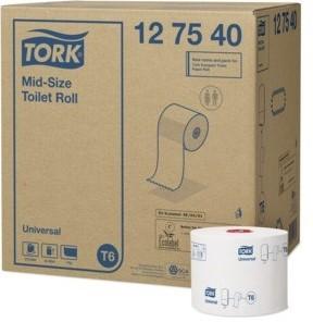 Tork Mid-size T6 Toiletpapier (127540)
