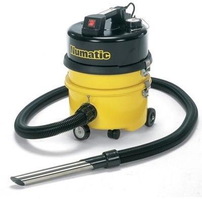 Numatic Asbest stofzuiger Hzq 250-2, Kit BB17 38 mm Hazardous (geel)