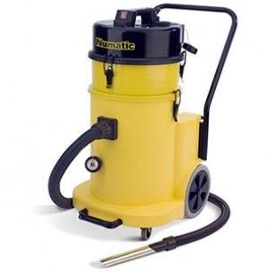 Numatic Stofzuiger HZDQ 902 geel met kit BB20
