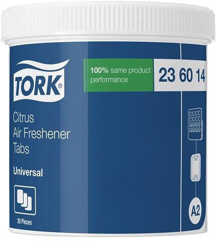 Tork Air Freshener Tabs, Citrus