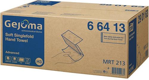 Gejoma Basic Papieren Handdoek Soft ZZ-vouw (66413),