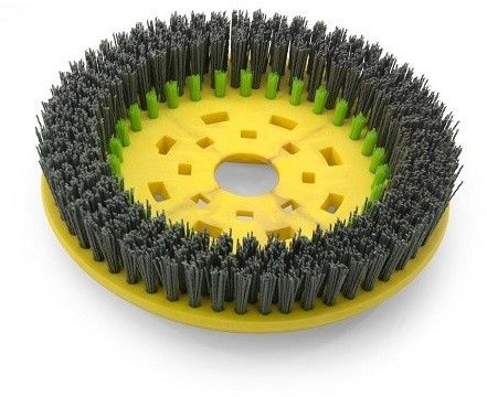 Numatic Longlife schrobborstel groen 280 mm octo