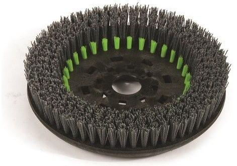 Numatic Longlife schrobborstel groen 300 mm octo