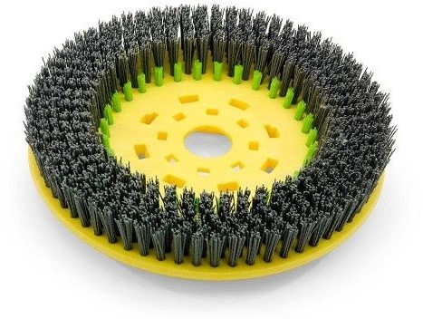 Numatic Longlife schrobborstel groen 330 mm octo