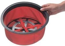 Numatic Primair filtrex rood filter (12'' modellen)