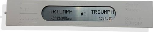 Triumph Mes 15cm 0.20 Carbonaat 25st