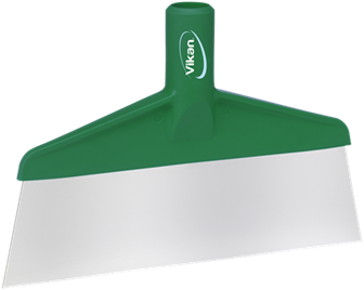 Vikan Vloer- of tafelschraper, 260mm, Groen