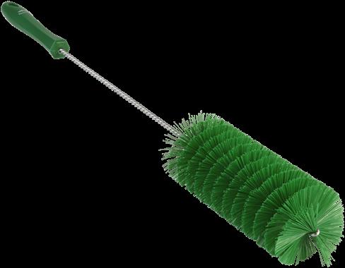 Vikan Pijpborstel met handvat Ø60x510mm, Groen