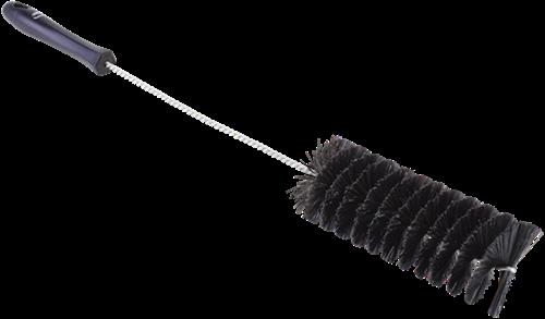 Vikan Pijpborstel met handvat Ø60x510mm, Zwart