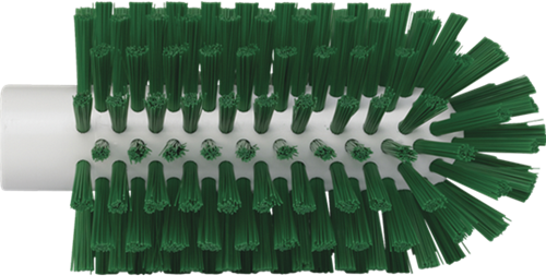 Vikan Pijpborstel Steelmodel, Ø77x155mm, Groen