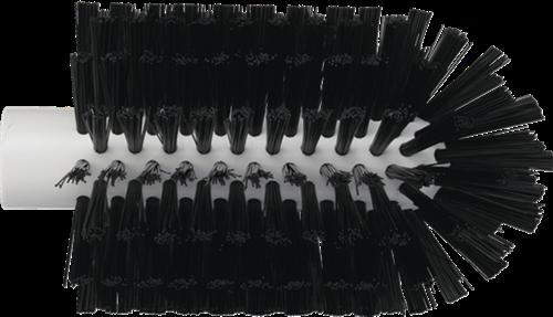 Vikan Pijpborstel Steelmodel, Ø90x160mm, Zwart