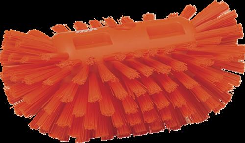 Vikan Tankborstel, 205mm, Hard, Oranje