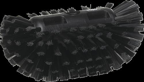 Vikan Tankborstel, 205mm, Hard, Zwart