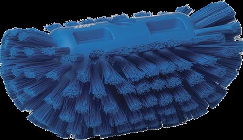 Vikan Tankborstel, 205mm, Medium, Blauw