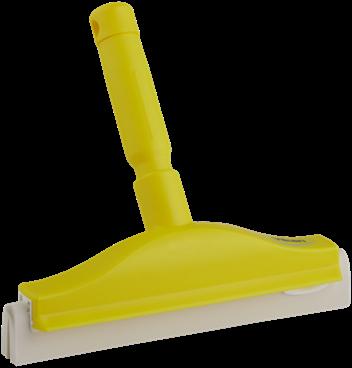 Vikan Klassieke Handtrekker Foam Rubber, Geel