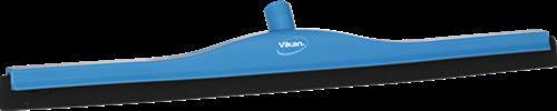 Vikan Klassieke Vloertrekker, Vaste Nek, 70cm, Blauw