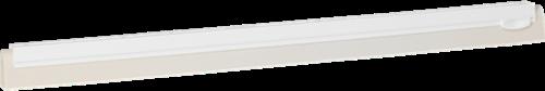 Vikan Cassette, Klassieke Vloertrekker, Wit, 60 cm,