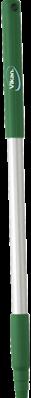 Vikan Ergonomische Aluminium Steel, 645 mm, Groen