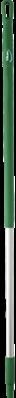Vikan Ergonomische Aluminium Steel, 1300 mm, Groen