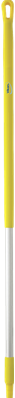 Vikan Ergonomische Aluminium Steel, 1300 mm, Geel