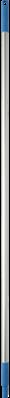 Vikan Aluminium Steel, 1500mm, Blauw