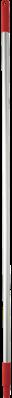 Vikan Aluminium Steel, 1500mm, Rood