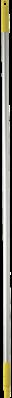 Vikan Aluminium Steel, 1500mm, Geel