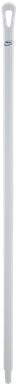 Vikan Ergo. Ultra Hygiëne steel 1300xØ34 mm, Wit