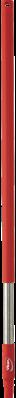Vikan Ergonomische RVS Steel, 1025mm, Rood