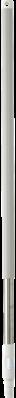 Vikan Ergonomische RVS Steel, 1025mm, Wit