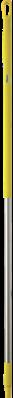 Vikan Ergonomische RVS Steel, 1510mm, Geel