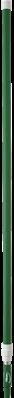 Vikan Ergonomische Telescoopsteel 1575–2780xØ32 mm, Groen