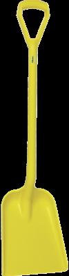 Vikan Ergonomische Schop, D-greep, 1040 mm, Standaard blad, Geel