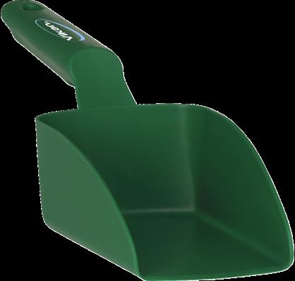 Vikan Rechte Handschep, 0,5 L, 95x300x80 mm, Groen