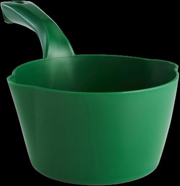 Vikan Ronde schepbak, 1 L, Groen