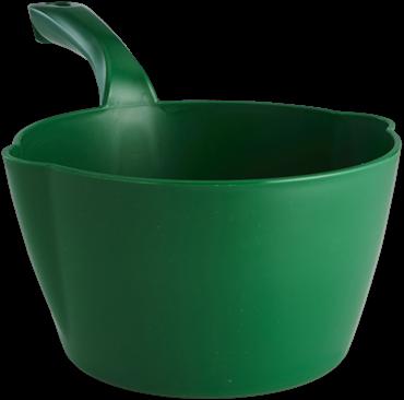 Vikan Ronde schepbak, 2 L, Groen