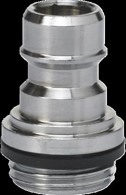 "Vikan Snelkoppeling 1/2"" nippel voor Heavy Duty Waterpistool"