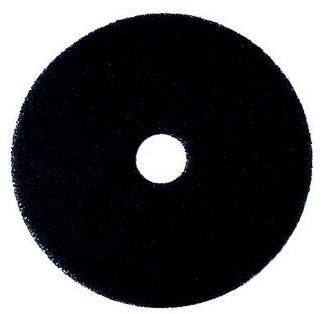 "Scotch-Brite Hi-Pro Vloerpad Nylon Zwart, ""16"""" / 406 mm 5st"""