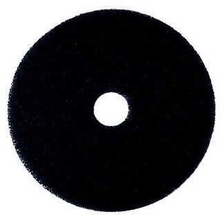 "Scotch-Brite Hi-Pro Vloerpad Nylon Zwart, ""17"""" / 432 mm 5st"""