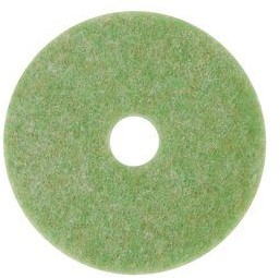 "Scotch-Brite Vloerpad Polyester, ""groen/oranje 20"""" / 505 mm 5st"""