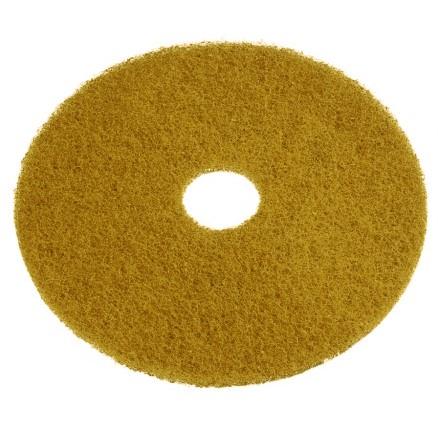 Scotch-Brite Vloerpad Polyester Oker 18, / 460 mm 5st