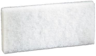Scotch-Brite Doodlebugpad Polyester Wit, 11,7 x 25,4 cm 5st