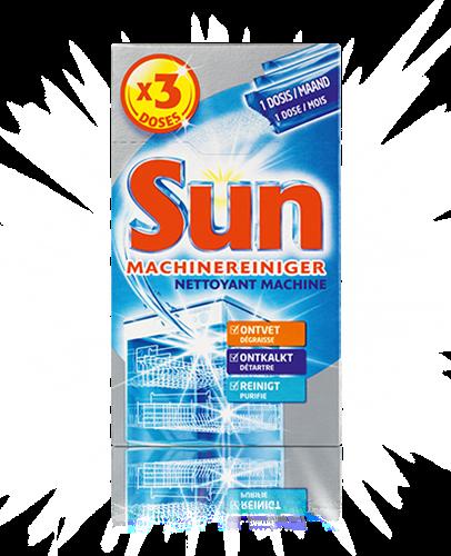 Sun Machinereiniger en verzorging