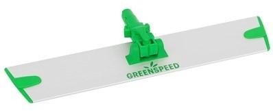 Greenspeed Vlakmopplaat Velcro, 40 cm