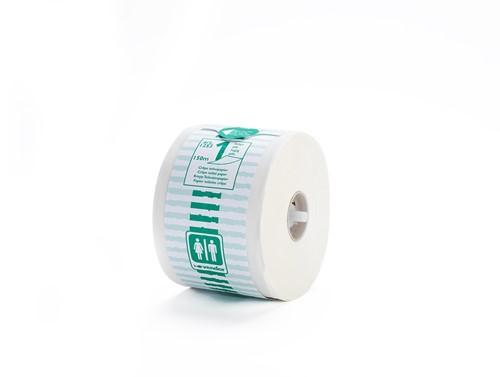 Vendor Toiletpapier 1lgs wit, 100% recycled 48x150m
