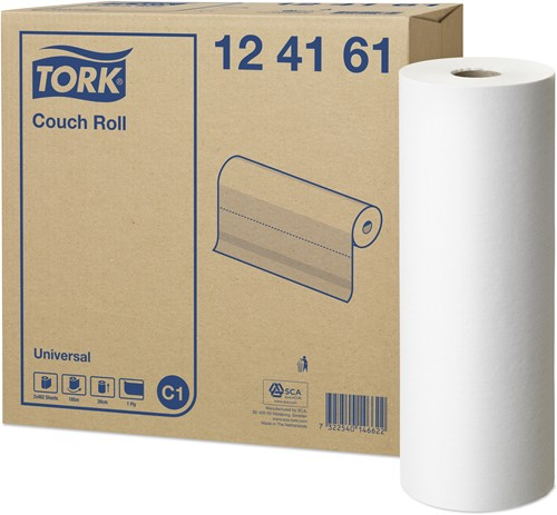 Tork Couch Roll, 124161