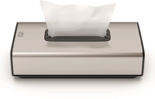 Tork Facial Tissue Dispenser, Image Design SS/Kunststof B1-2