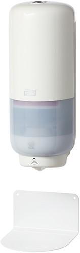 Tork vloerbescherming voor de zeepdispensers Wit